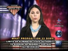Voter Minute: Proposition 22 -- Center for Governmental Studies
