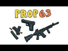 KCET Props in a Minute: Prop 63 - Background Checks and Ammo Sales