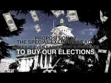 No on 32: Crystal Ball - What's Their Real Agenda? -- Special Exemptions Act