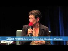 Jeanne Woodford explains death row housing in California -- Safe California