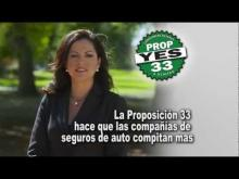Yes Prop 33 - Spanish -- YES Prop. 33
