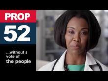 Yes on Prop 52 (YouTube)
