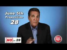 California Term Limits: Vote No on Prop 28 -- ReStartCongress