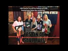 Yes On 46 - Sept 3 2014 Press Conference - Audio