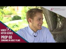 Claremont McKenna College Video Voter - Prop. 60: Condoms in Adult Films