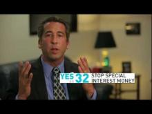 """Yes on Prop 32 - """"NFIB Endorse"""" -- Take Back California"""
