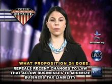 Voter Minute: Proposition 24 -- Center for Governmental Studies