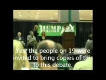 No on Proposition 19, Letitia Pepper, HempCon -- Green Rush Movie