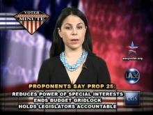 Voter Minute: Proposition 25 -- Center for Governmental Studies