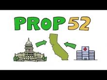 KCET Props in a Minute: Prop 52 - Hospital Fees