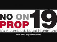 """No on Proposition 19 Radio Ad - """"Nightmare"""" -- No On Prop. 19"""