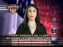 Voter Minute: Proposition 19 -- Center for Governmental Studies