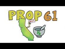 KCET Props in a Minute: Prop 61- Prescription Drug Prices