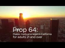 "Yes on Prop. 64: ""Prop 64 - ""Revenue"""