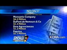 How could Prop 37 change the labeling of food you buy? -- KCRA 3 - Sacramento, CA