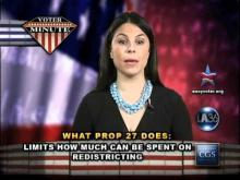 Voter Minute: Proposition 27 -- Center for Governmental Studies
