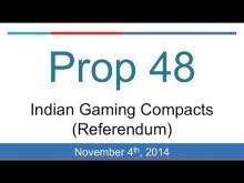 Proposition 48: New Casino (California 2014 Midterm Election)