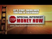 """Stop Special Interest Money Now / """"AT&T's Political Spending and Influence Buying"""""""