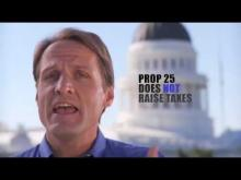 Yes on 25 - Here's An Idea -- Yes on Prop. 25